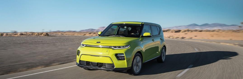 Introducing the 2021 Kia Soul EV