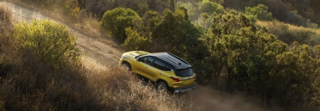 what safety features does the 2021 kia seltos offer
