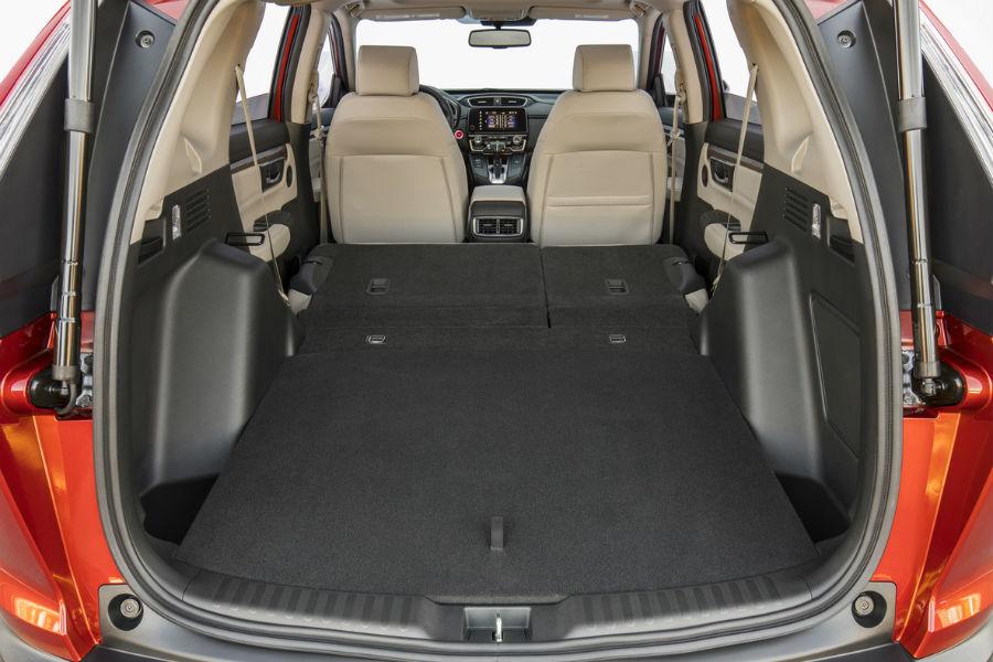 2018 honda cr-v interior through rear liftgate