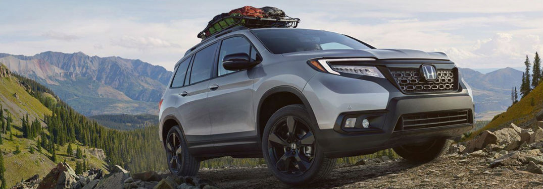 Impressive amounts of both passenger and cargo space found in new 2019 Honda Passport