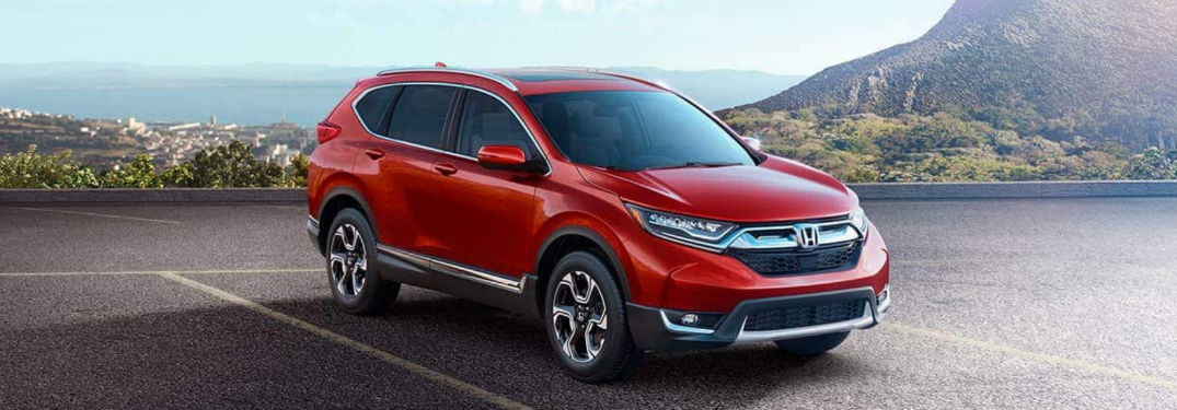 Innovative safety features and driver-assist technologies help give new 2019 Honda CR-V a top safety rating
