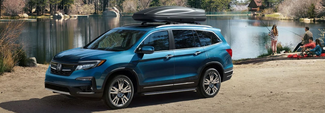 2020 Honda Pilot SUV offers long list of family features