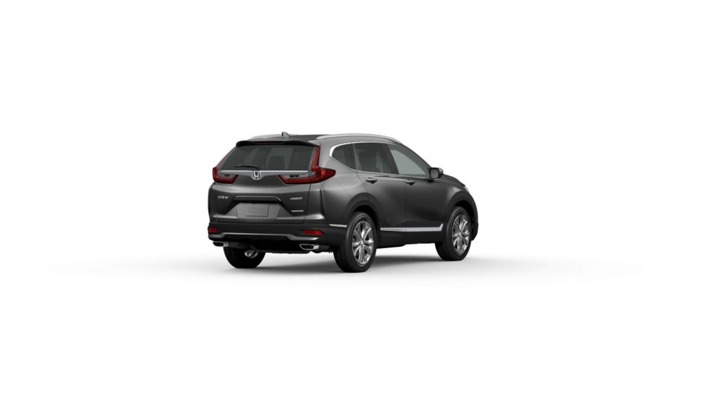 2020 Honda CR-V Touring Modern Steel Metallic