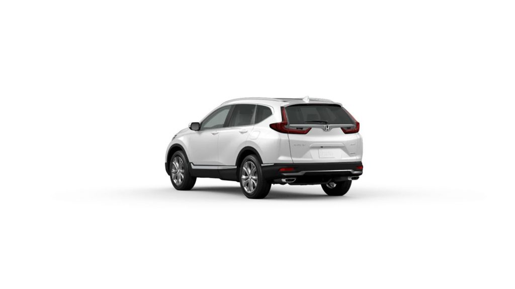 2020 Honda CR-V Touring Platinum White Pearl