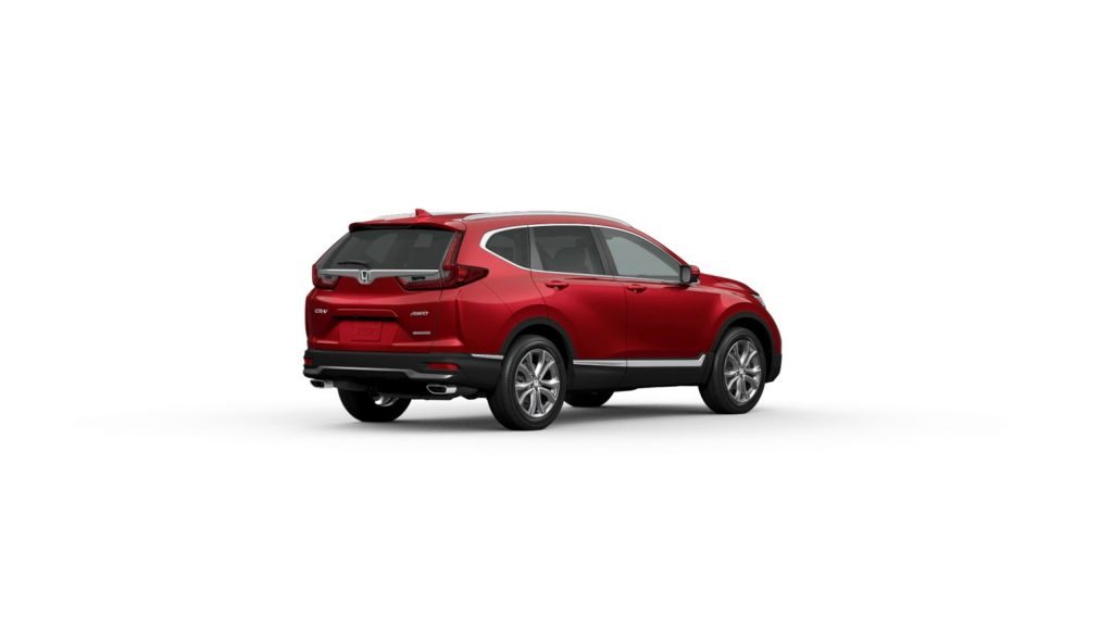 2020 Honda CR-V Touring Radiant Red Metallic