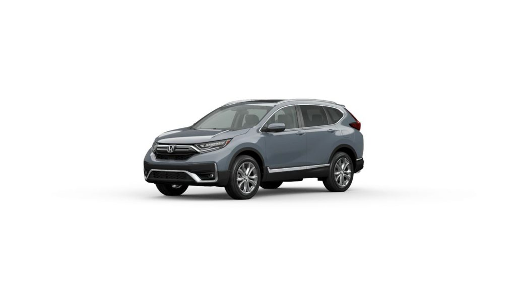 2020 Honda CR-V Touring Sonic Grey Pearl