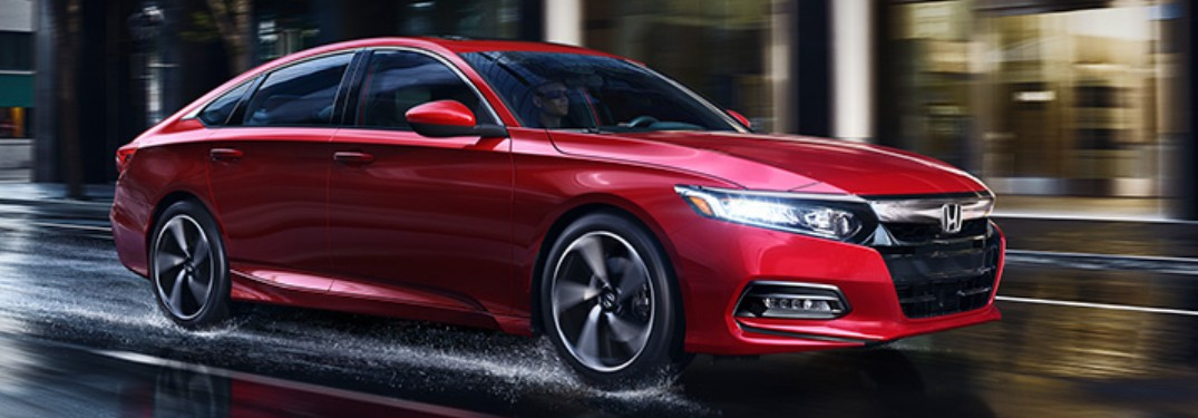 Impressive list of advanced safety features available in the new 2020 Honda Accord