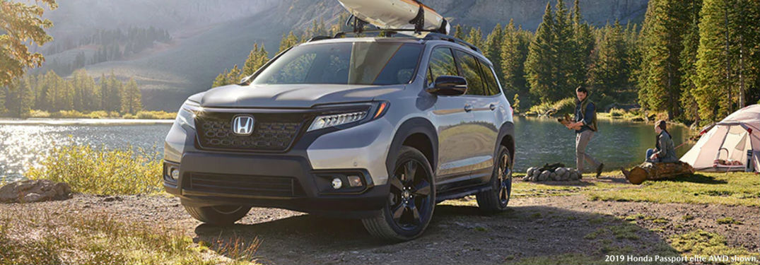 8 Exterior color options to choose from when buying a new 2020 Honda Passport SUV