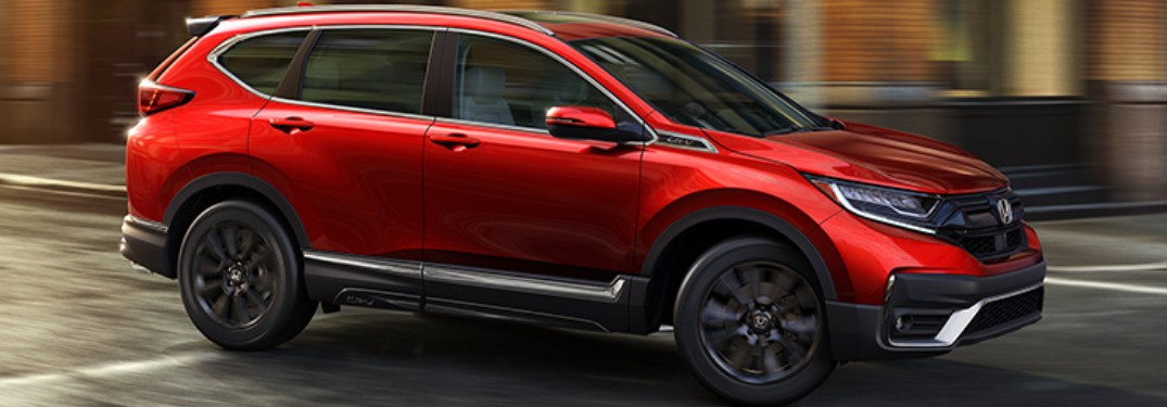 Powerful engine specs found in new 2020 Honda CR-V crossover SUV