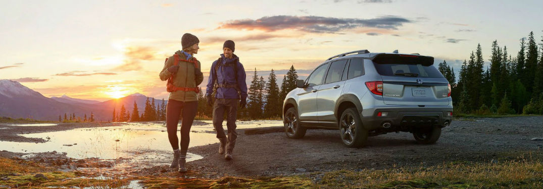 Strong safety rating of new 2020 Honda Passport comes from a long list of innovative features