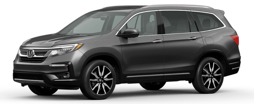 2021 Honda Pilot SUV available in 8 exterior paint color ...