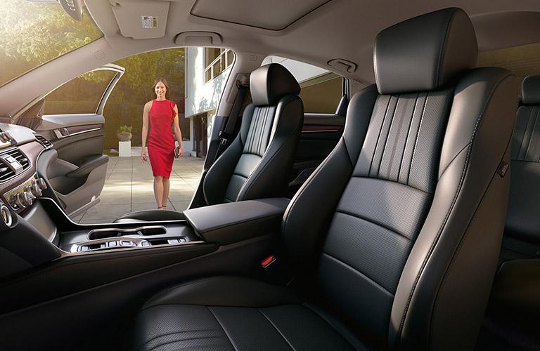 2021 Honda Accord front passenger seats