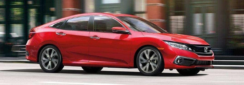2021 Honda Civic Sedan offers two available engine options