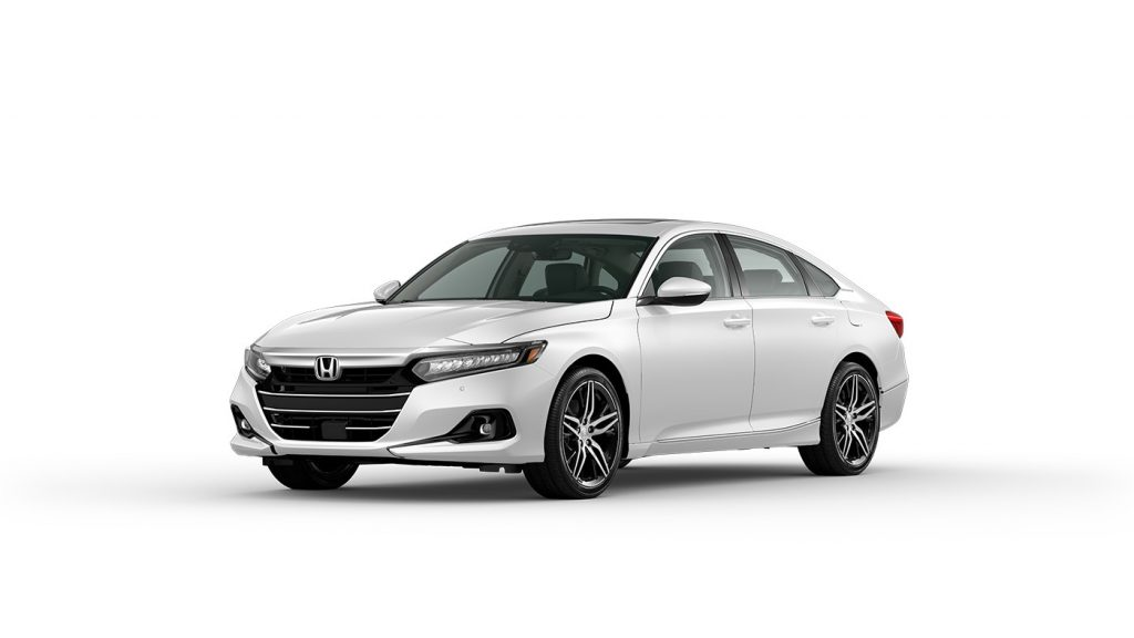 2021 Honda Accord Platinum White Pearl