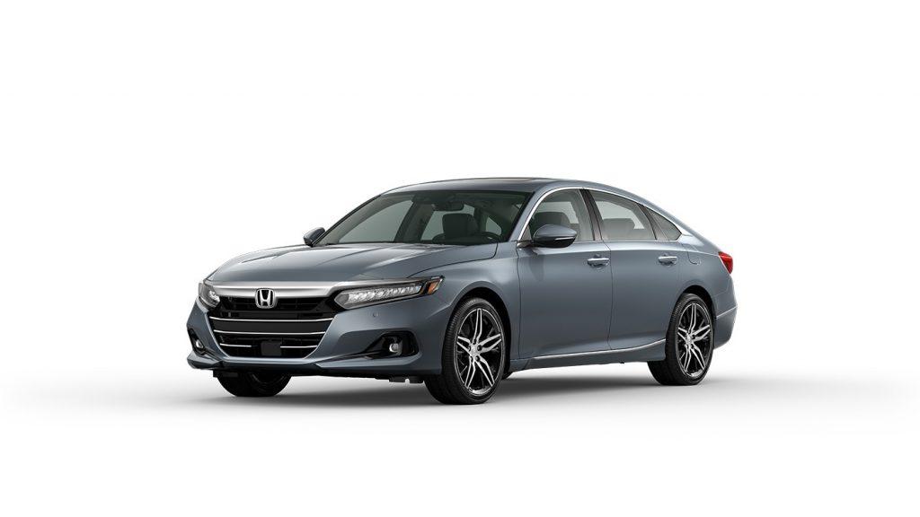 2021 Honda Accord Sonic Gray Pearl