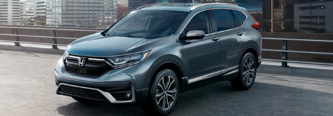 2021 Honda CR-V impresses crossover SUV shoppers with a long list of technology and comfort features