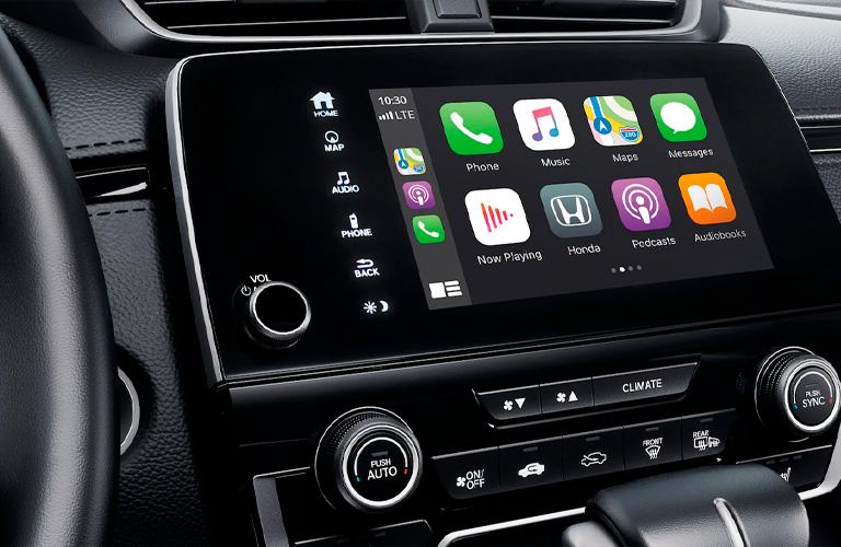 2021 Honda CR-V touchscreen display