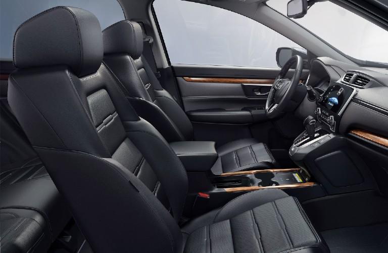 2021 Honda CR-V front passenger seats