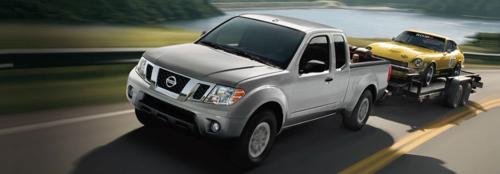2018 Nissan Frontier Max Towing Capacity and Payload ...