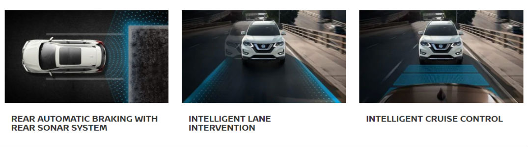 Nissan Rogue Safety Rating >> 2019 Nissan Rogue Safety Features Covington Nissan