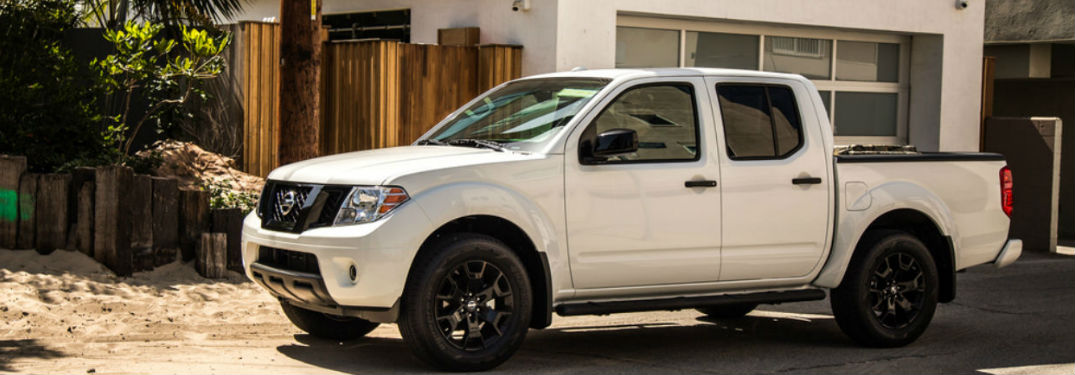 Nissan Frontier reveals its sporty looks in 6 Instagram photos