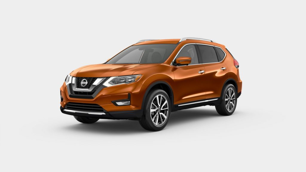 2020 Nissan Rogue Monarch Metallic