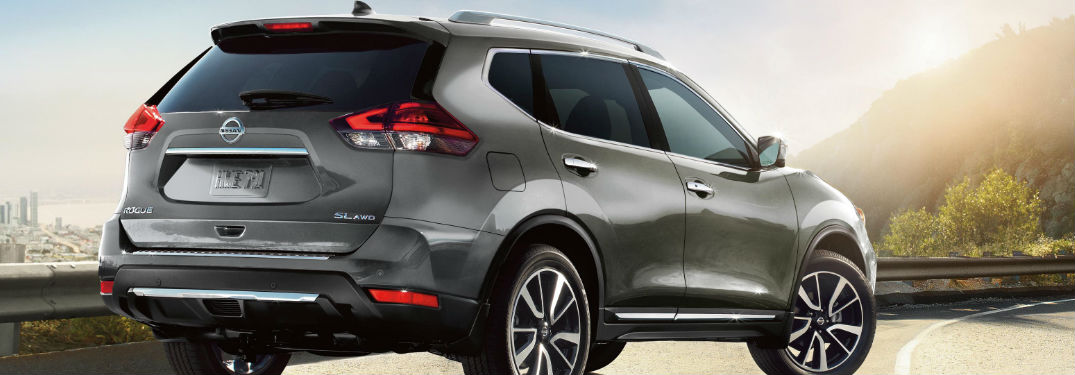2020 Nissan Rogue offers top safety rating thanks to long list of high-tech features