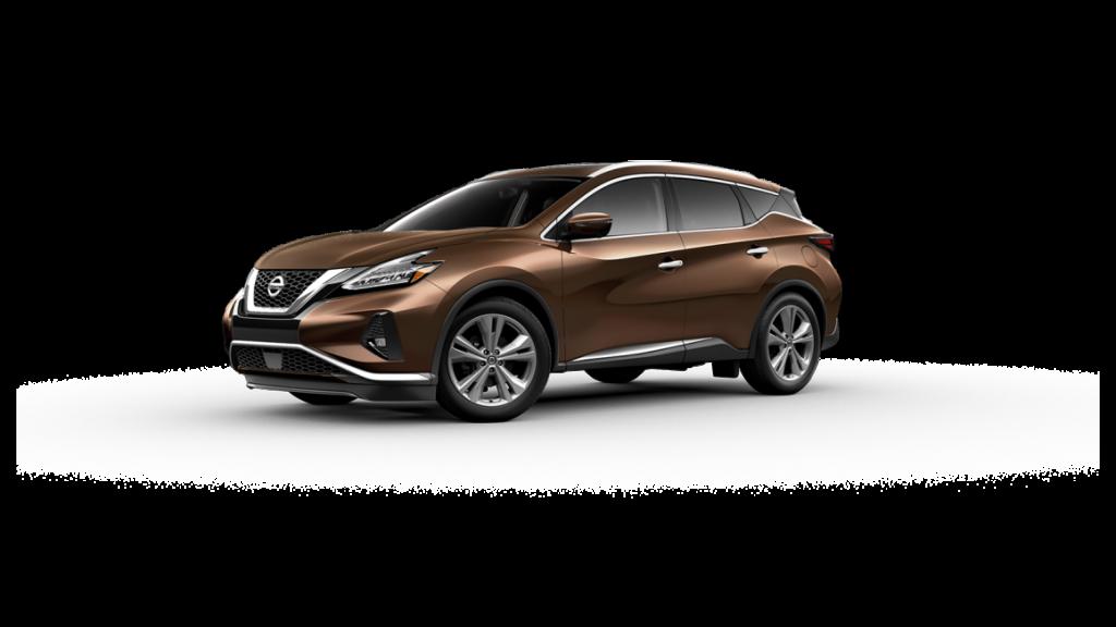 2020 Nissan Murano Mocha Almond