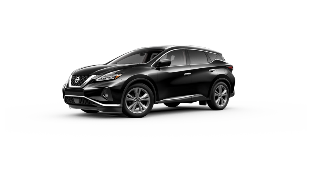 2020 Nissan Murano Super Black