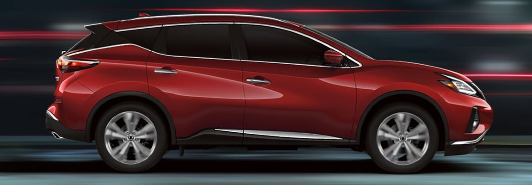 2020 Nissan Murano gives drivers an extensive list of features and options to choose from