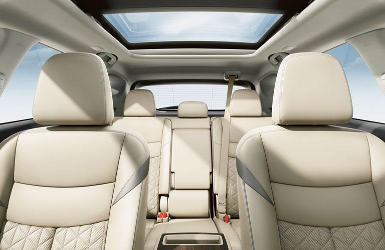 2020 Nissan Murano passenger seats