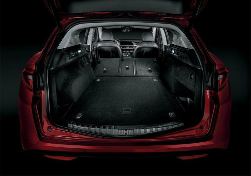Fiat Of Glendale >> 2018 Alfa Romeo Stelvio cargo volume and overall performance