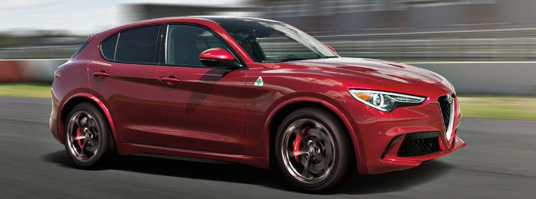 2018 Alfa Romeo Stelvio Quadrifoglio Pricing Information And