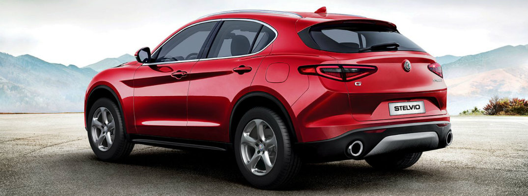 2018 Alfa Romeo Stelvio Drivetrain Features And Specifications