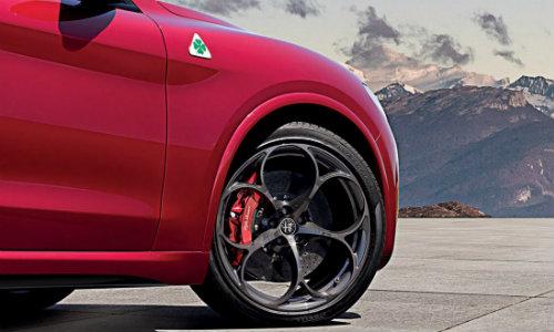 Stelvio Quadrifoglio Brakes O Alfa Romeo Of Glendale