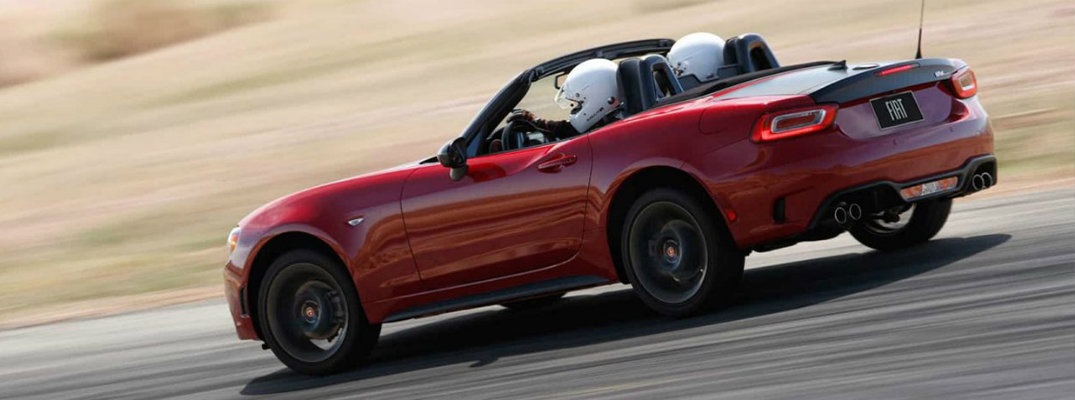 2018 Fiat 124 Spider Engine Specs And Top Speed