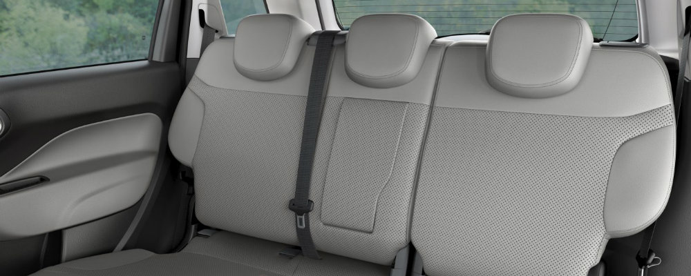 2018 Fiat 500l Seating Capacity And Storage Space