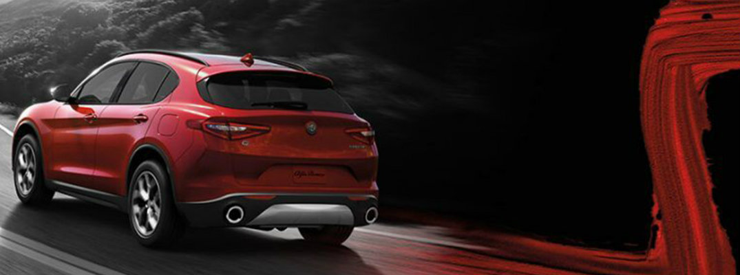 2018 Alfa Romeo Stelvio Trim Level Comparison And Available Features