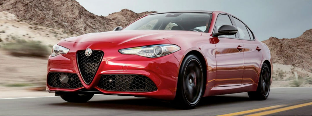 What Colors Does The 2019 Alfa Romeo Giulia Come In Fiat Of Glendale