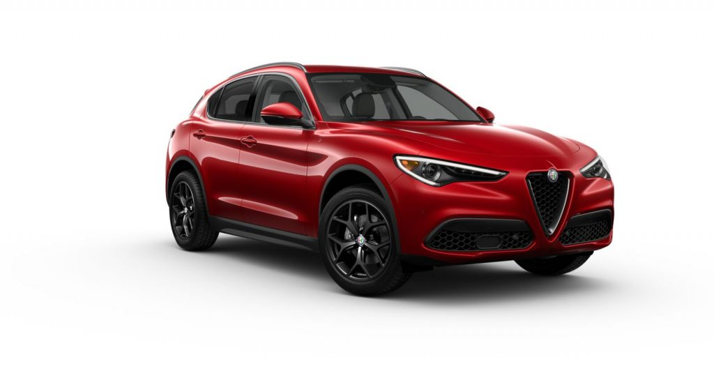What Colors Can You Choose From With The 2019 Alfa Romeo Stelvio Suv