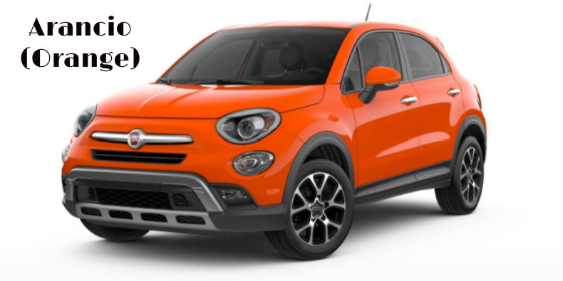check out all the color options for the 2019 fiat 500x fiat of glendale. Black Bedroom Furniture Sets. Home Design Ideas