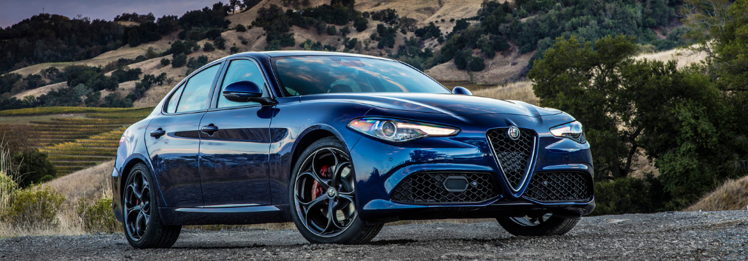 Does the 2019 Alfa Romeo Giulia Have All-Wheel Drive?