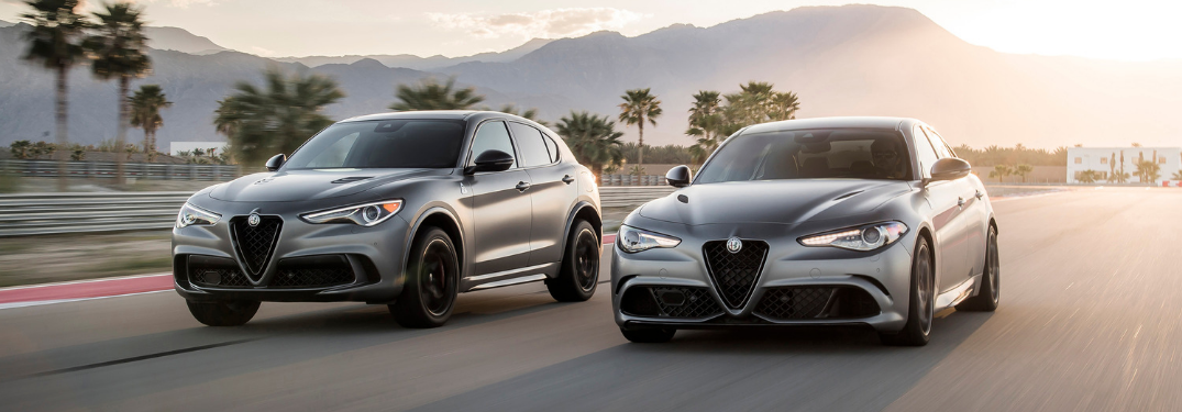 What Are the 2019 Alfa Romeo Quadrifoglio NRING Vehicles?