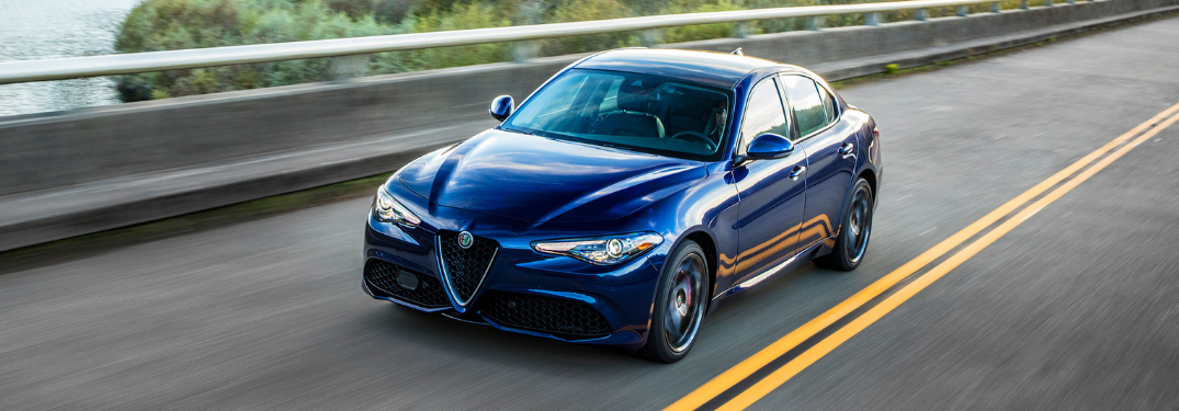 Advanced Safety Features of the 2019 Alfa Romeo Giulia