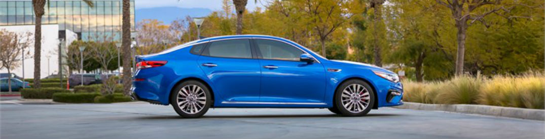 What are the Specs & Features of the 2018 Kia Optima?