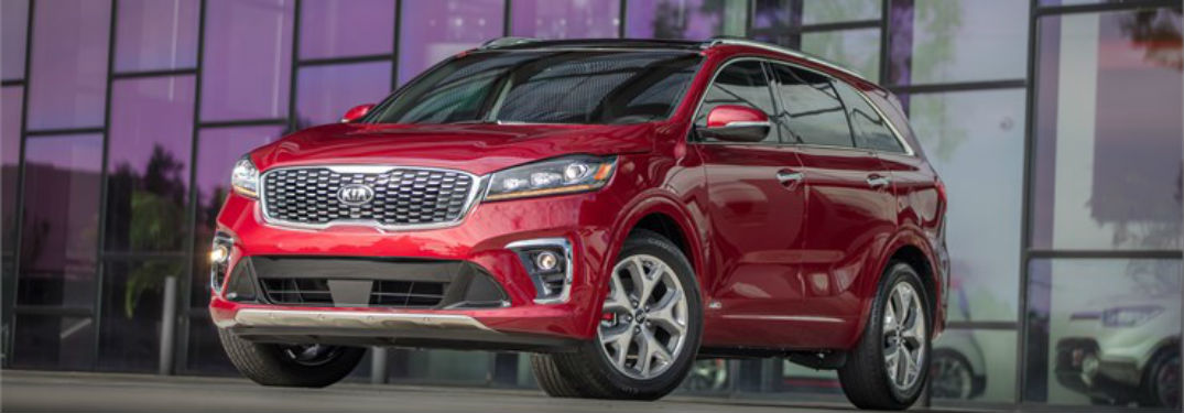 How Much Storage & Passenger Space Does the 2018 Kia Sorento Have?