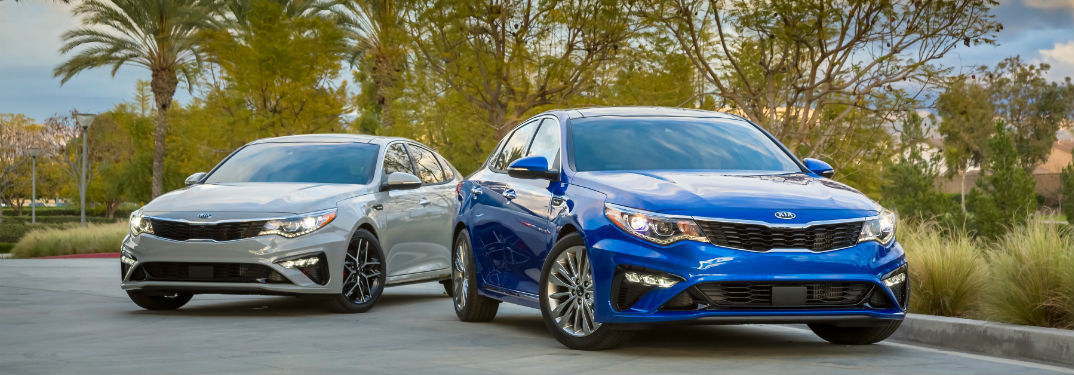 Customize your 2019 Kia Optima to go with your lifestyle