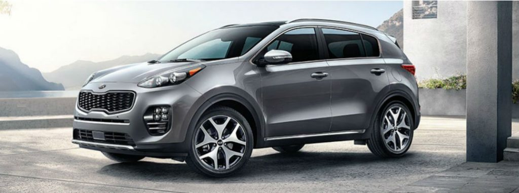 Hyundai Of St Augustine >> Compare the Model Options of the 2019 Kia Sportage ...