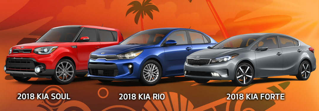 What 2018 Vehicle Specials are on the Lot at Family Kia?