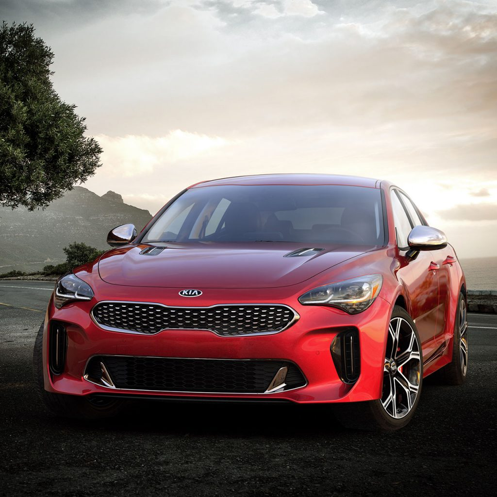 Current Kia Rio 2019 Red: How Does The 2019 Kia Stinger Perform?